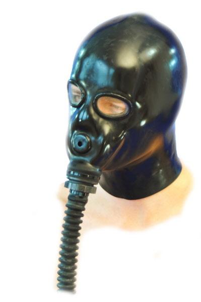 Gasmaskenhaube